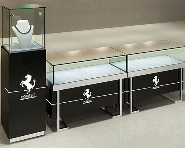 Wholesale counter jewelry display/Jewelry Store Display Showcase leverancier