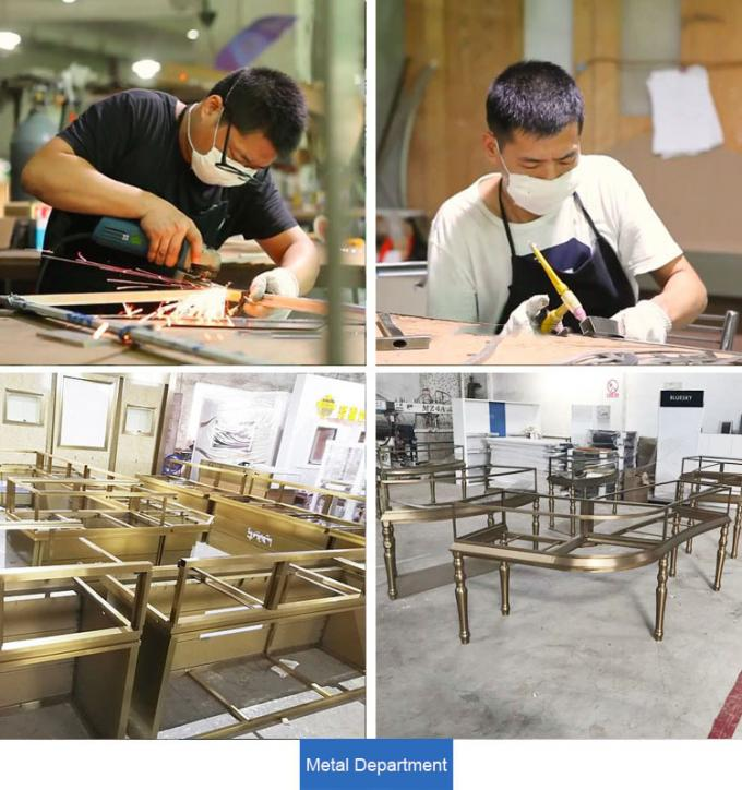 GuangZhou Ding Yang  Commercial Display Furniture Co., Ltd.